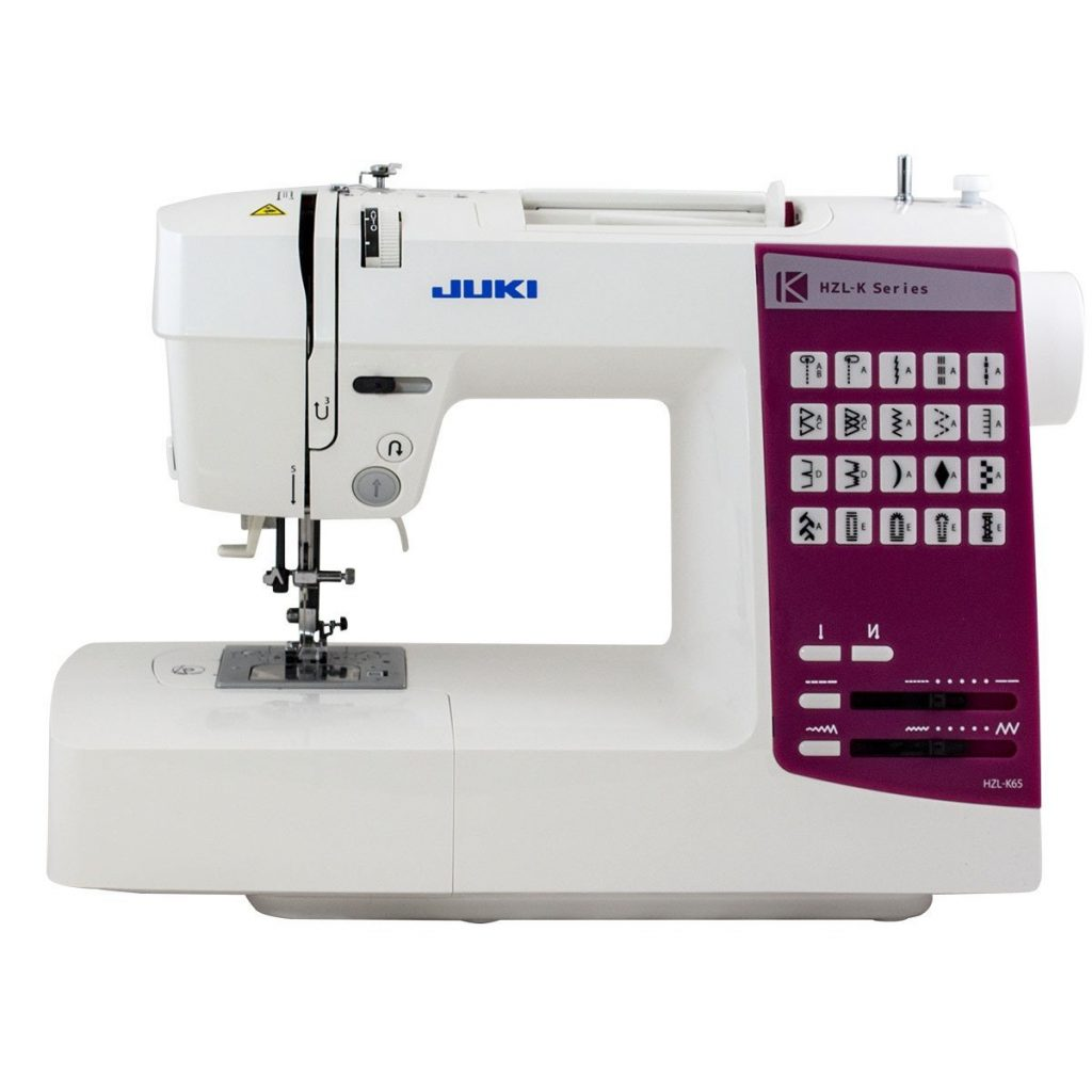 Juki HZL-K65 Computer Controlled Household Sewing Machine