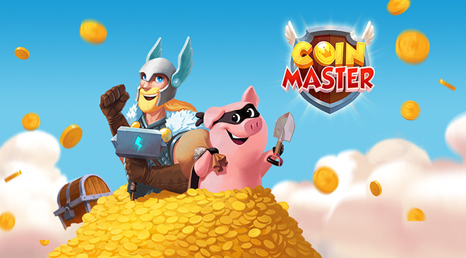 Free ways to get coin master free spins